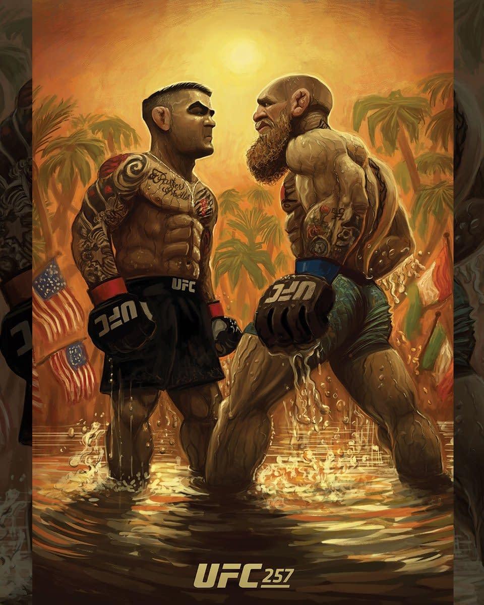 UFC-257-Poster