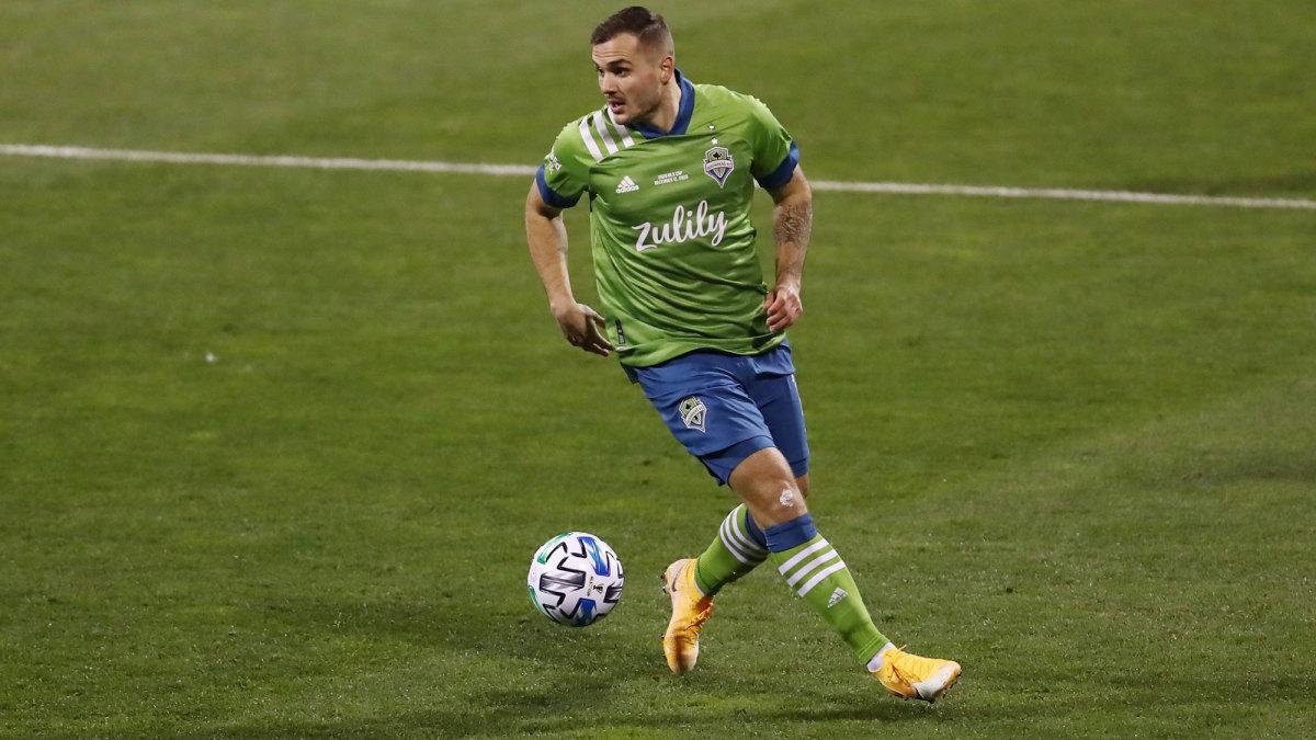 Jordan Morris leaves Seattle for Swansea