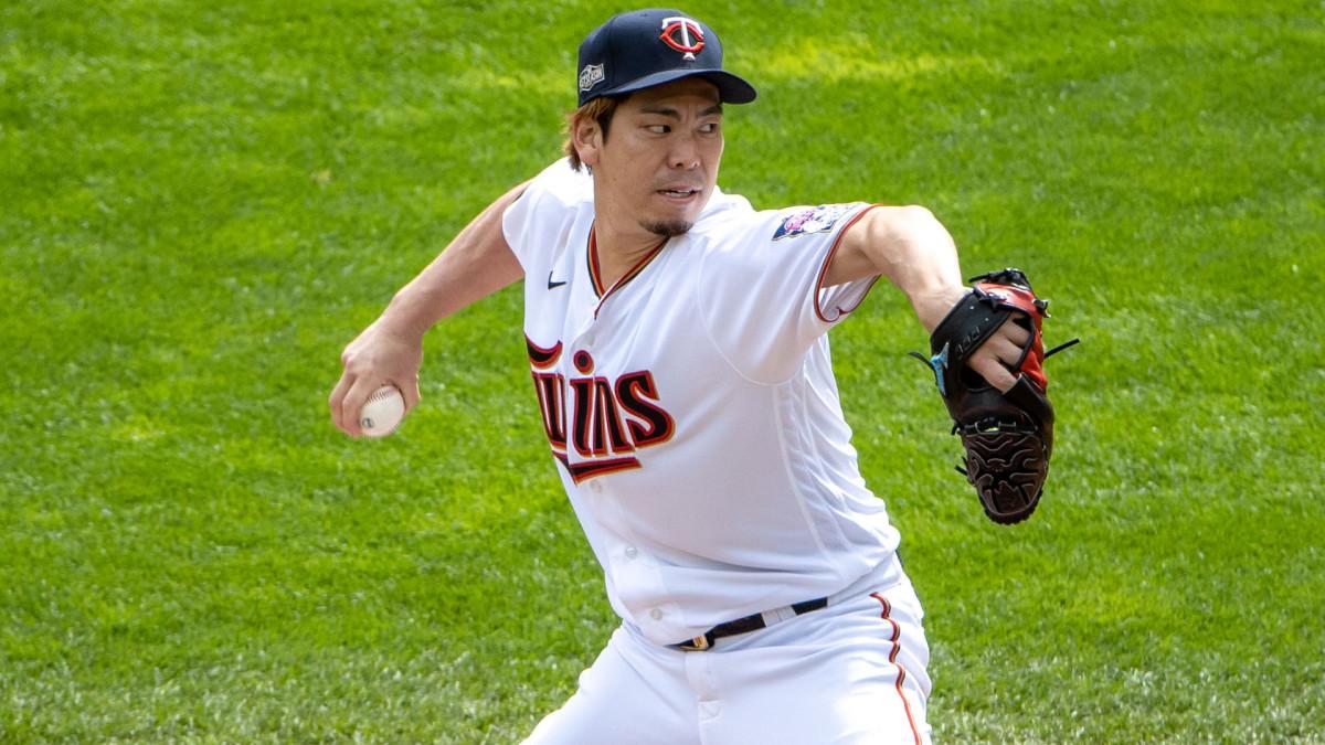 Minnesota Twins Kenta Maeda