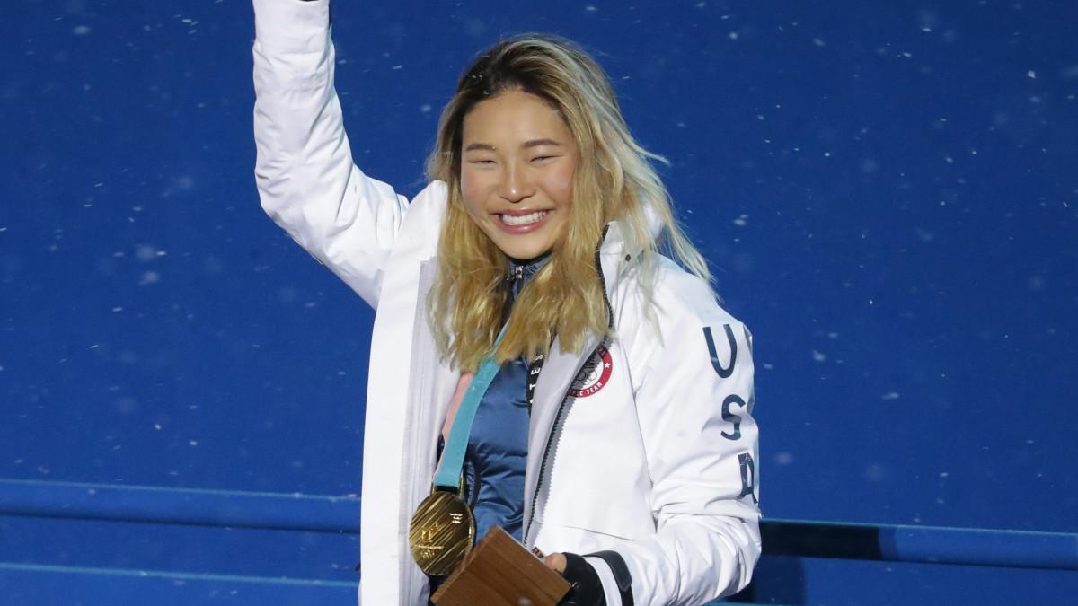 Chloe Kim 2