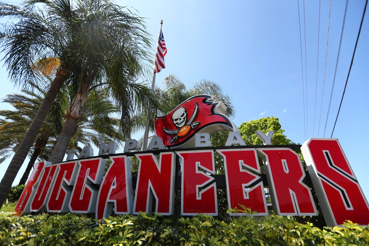 The Bucs are going to the Super Bowl -- in Tampa.