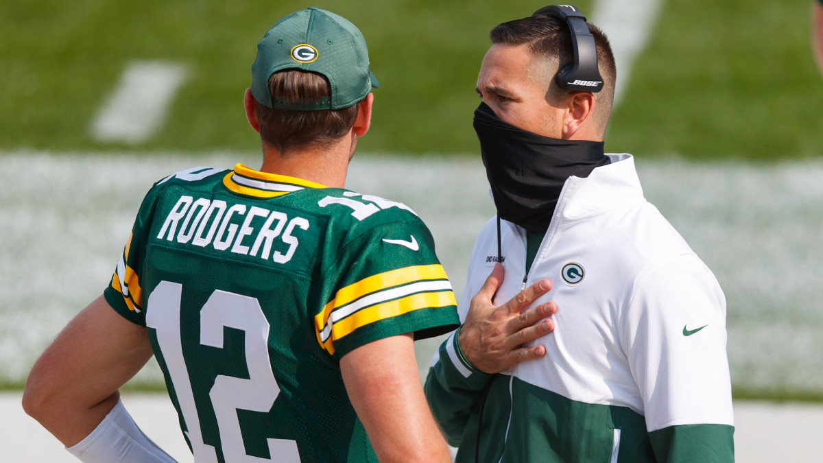 Does Aaron Rodgers Have a Right to Be Upset With Matt LaFleur?