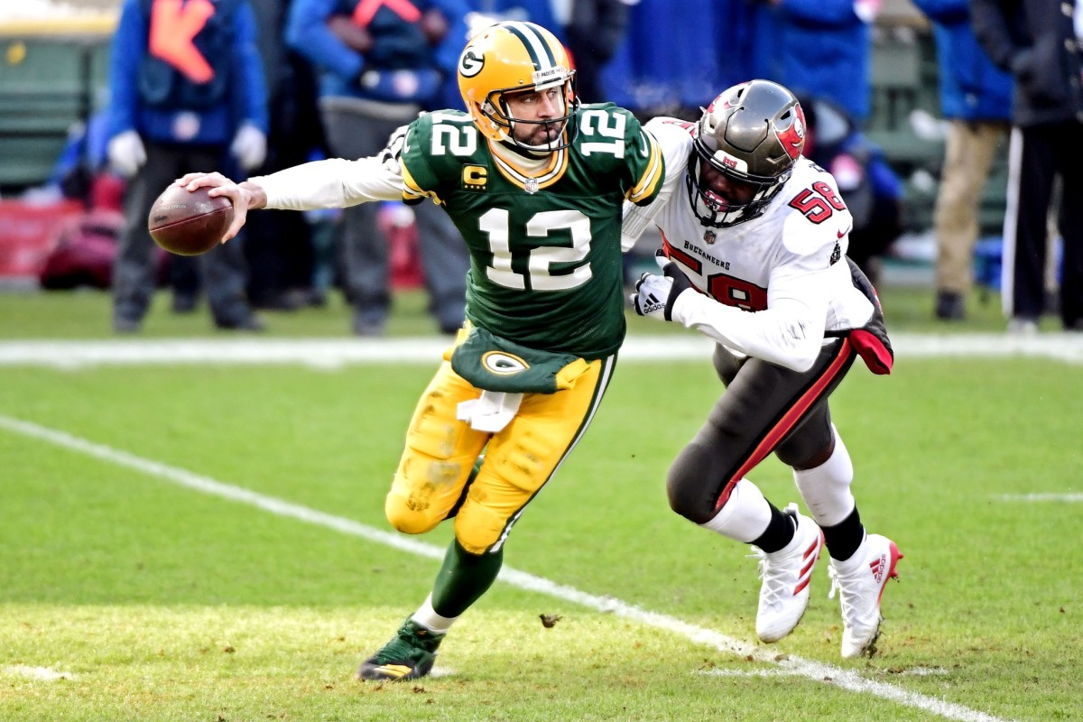 Aaron Rodgers Wants a New Contract From the Green Bay ...