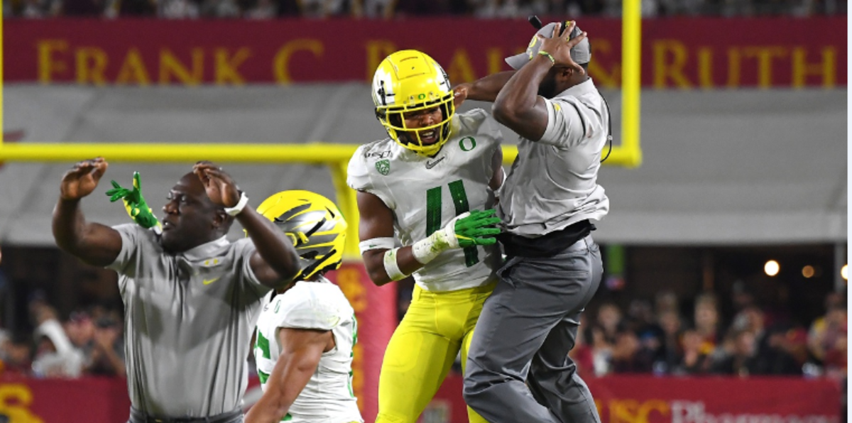 Cal Reportedly Adds Oregon Assistant Keith Heyward to Coaching Staff