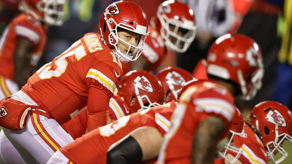 Those Old, Hard-Luck Chiefs Know: This Team Is Different