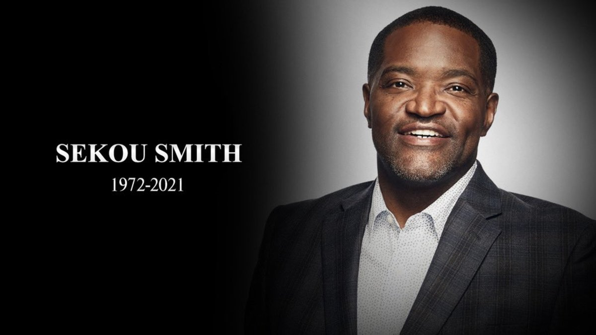 Longtime NBA Reporter and Analyst Sekou Smith Dies at 48 After Battle With COVID-19