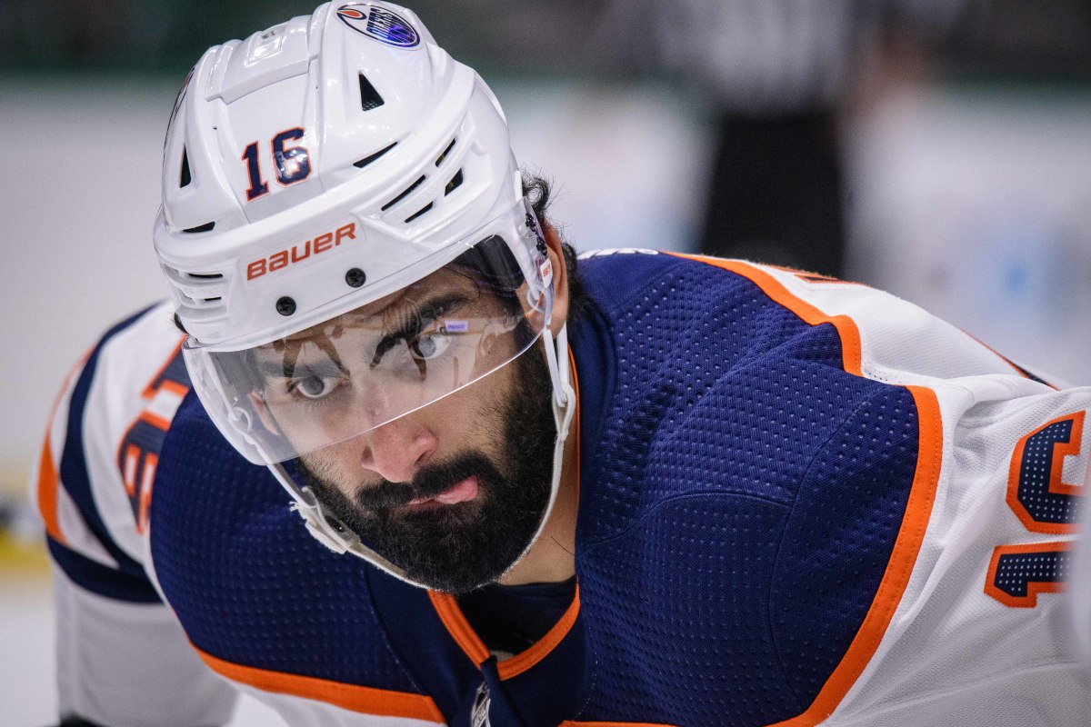 Oilers' Jujhar Khaira Eager to be a Role Model
