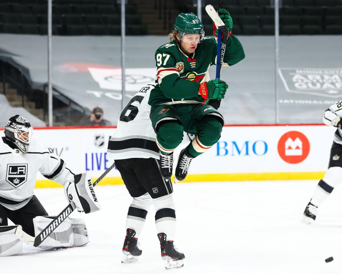 Minnesota Wild's Kirill Kaprizov