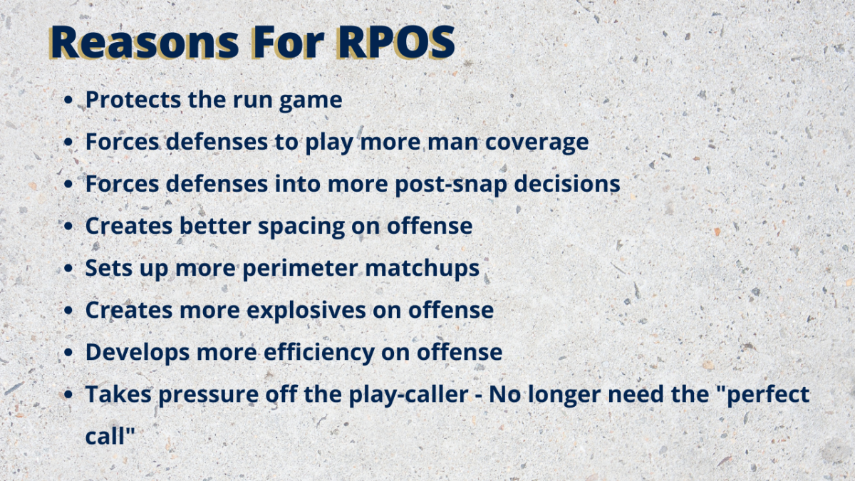 Reasons For RPOS