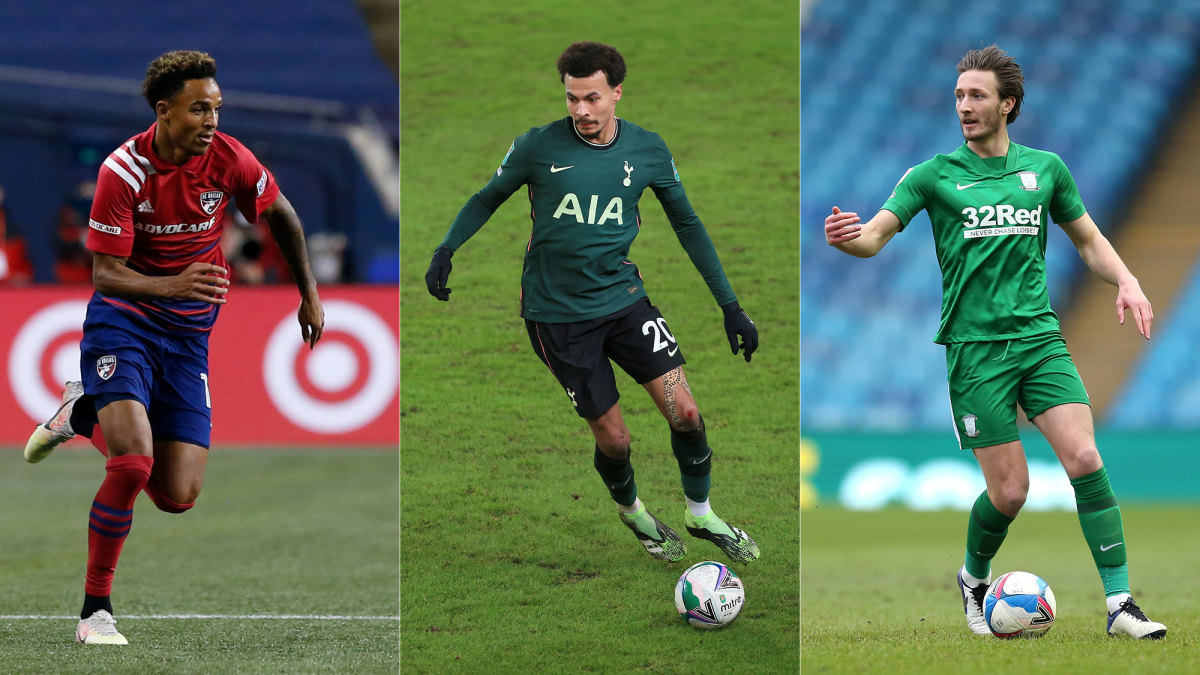 Bryan Reynolds, Dele Alli and Ben Davies could all be on the move