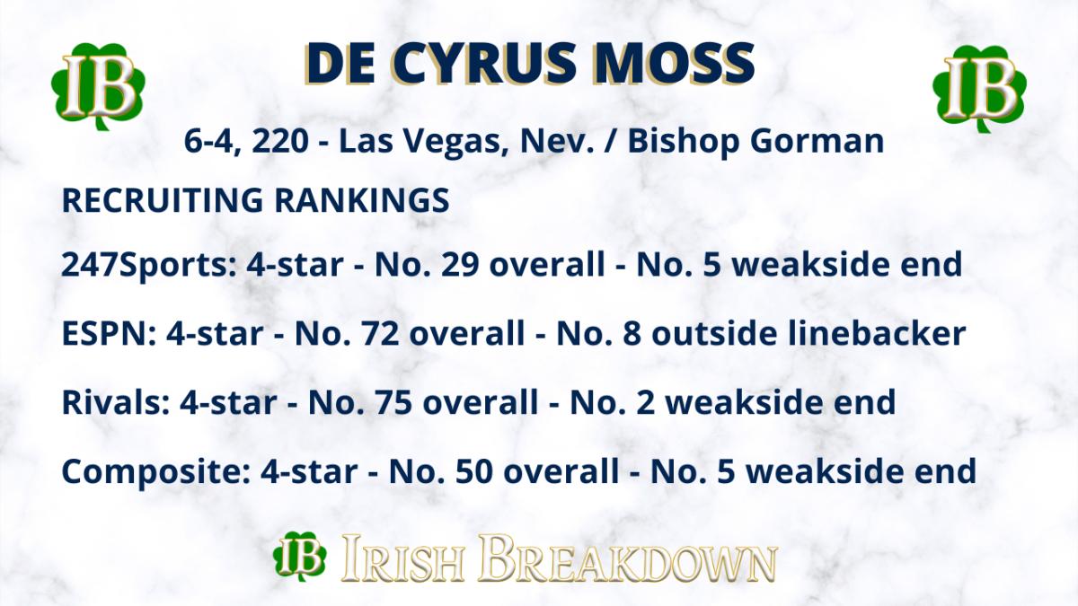 Cyrus Moss