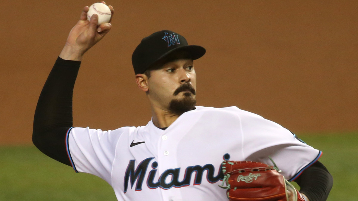 Miami Marlins Pablo Lopez
