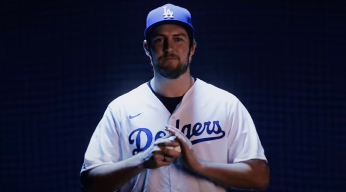 trevor bauer dodgers contract mlb free agency