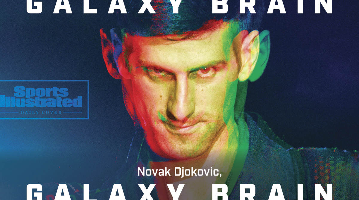 The Heels Have Eyes and Novak Djokovic Knows and Sees All – Sports Illustrated
