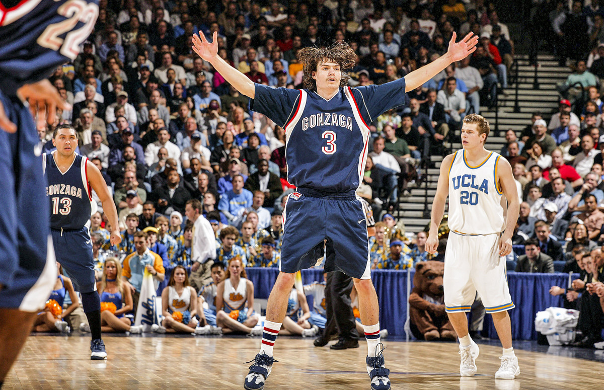 In Stockton's time, Gonzaga was an afterthought. When Morrison arrived in '03, he helped turn the program into a power.