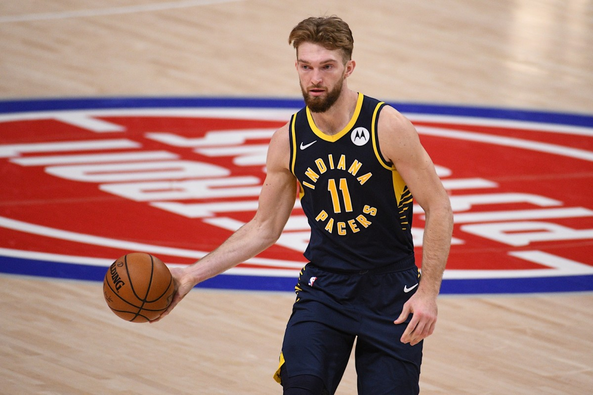 Domantas Sabonis With a Monster Stat Line - Sports Illustrated Indiana  Pacers news, analysis and more