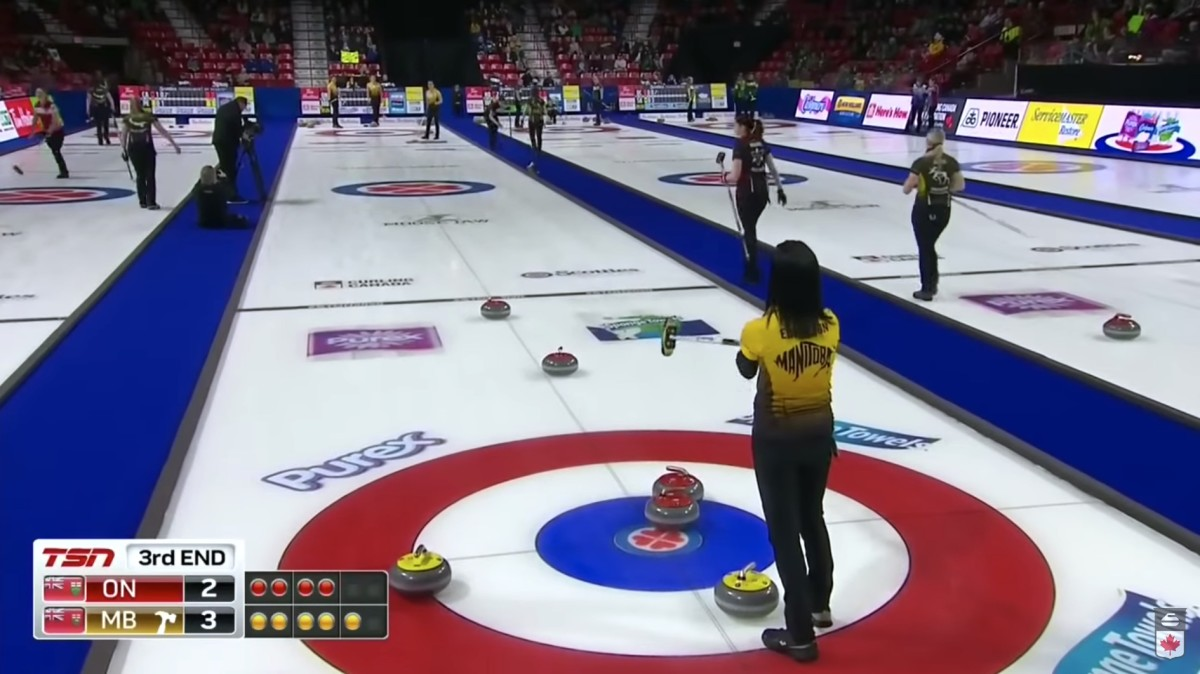 Curling Canada YouTube