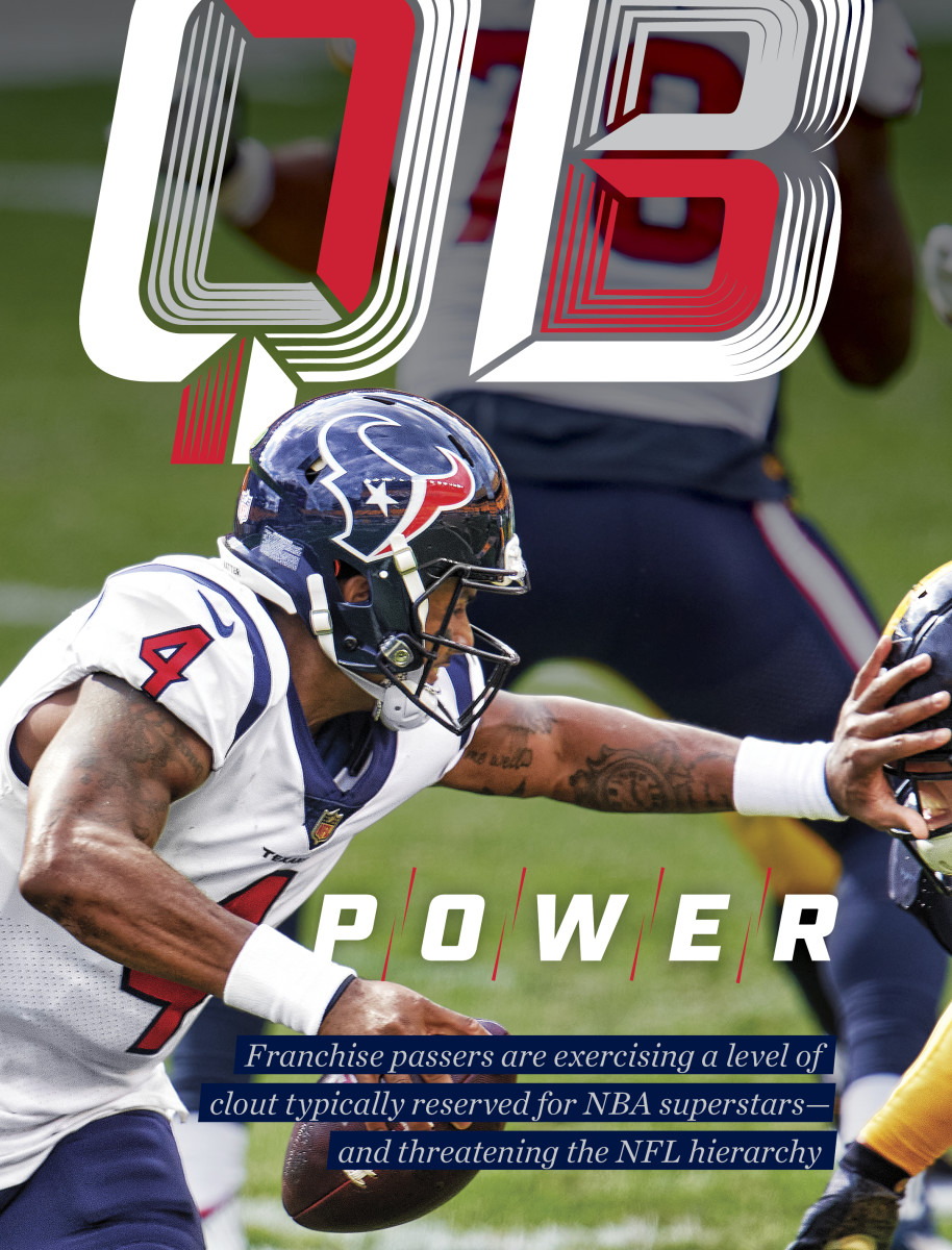 SI Daily Cover: Deshaun Watson and the empowerment of star quarterbacks
