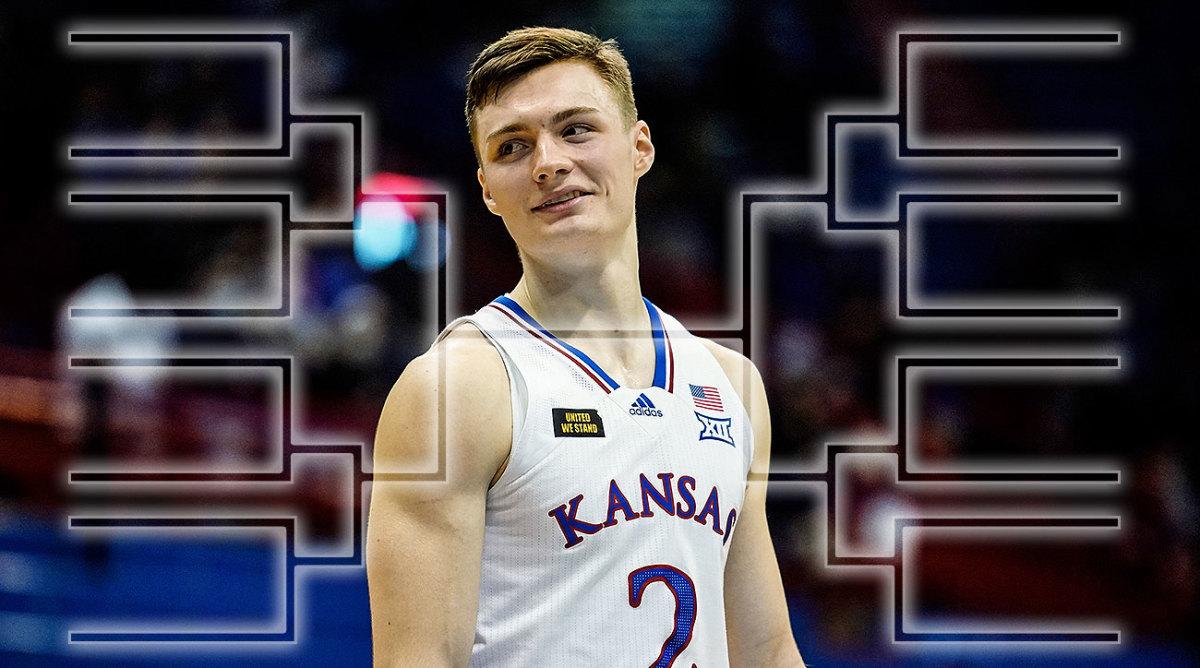 Kansas basketball's Christian Braun