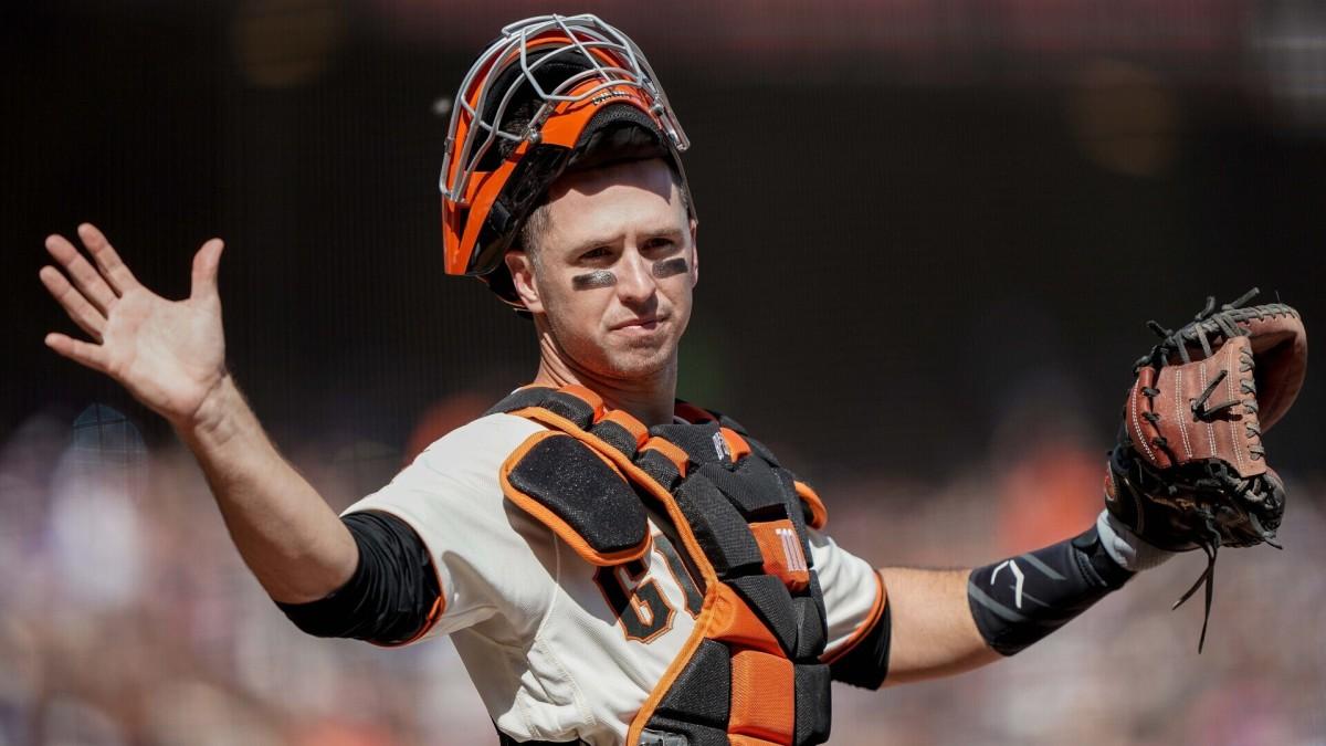 San Francisco Giants Buster Posey