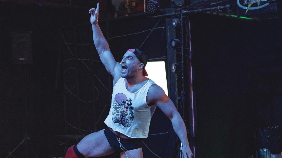Beyond Wrestling returns
