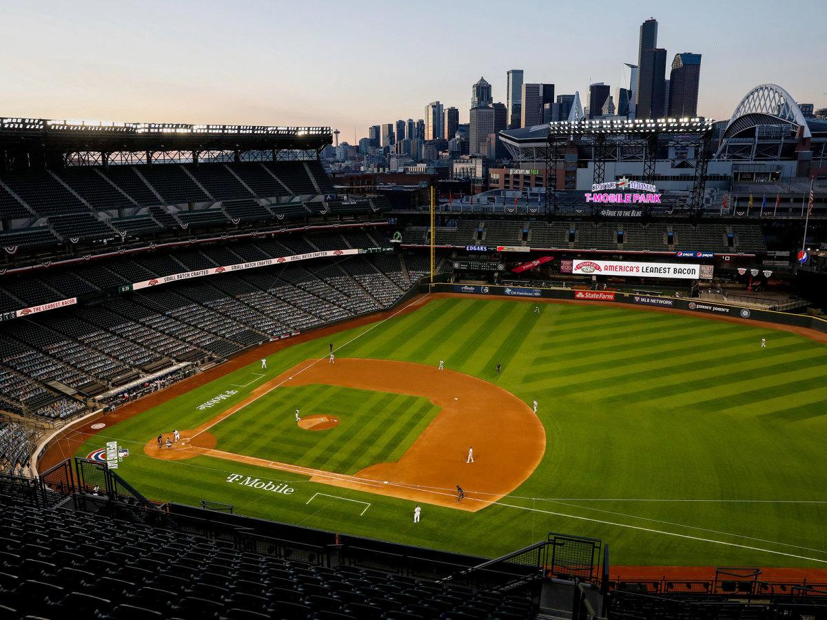 Seattle Mariners stadium