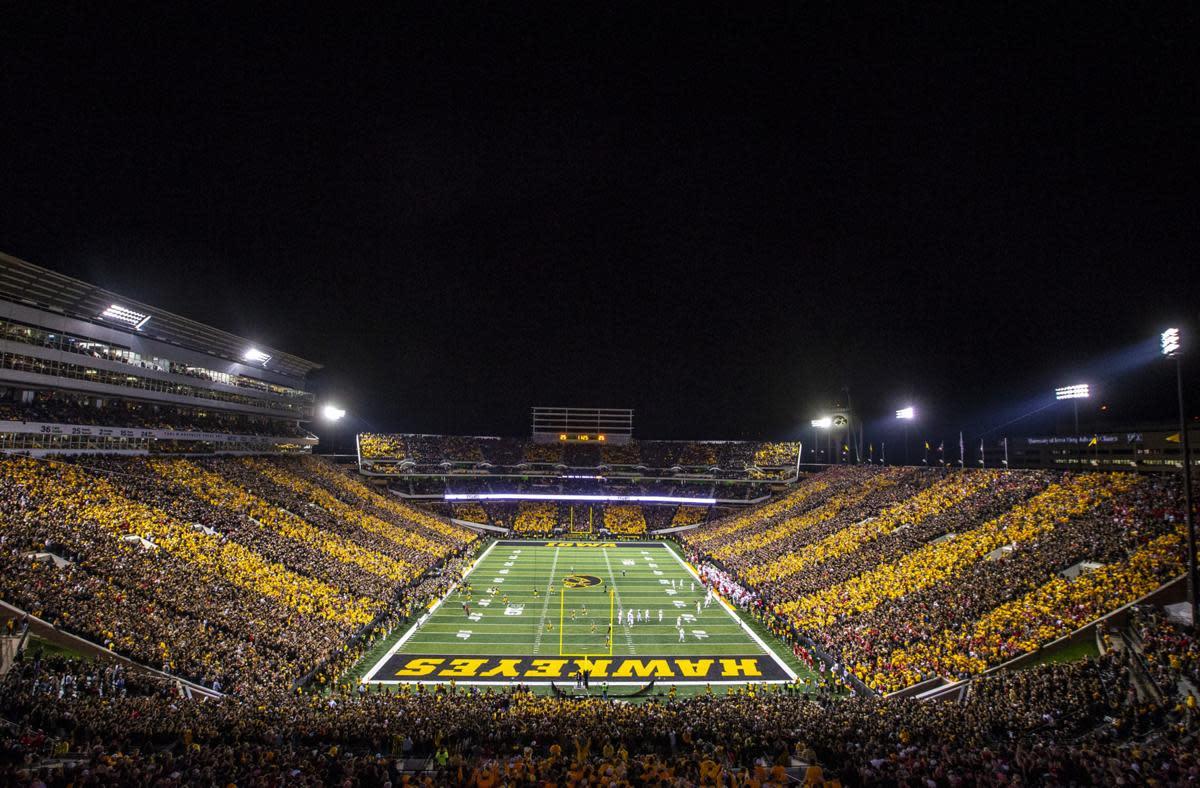 Kinnick Stadium, Iowa