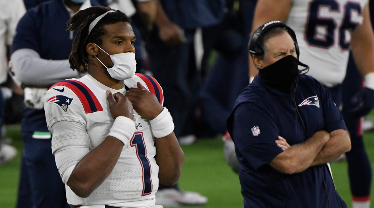 Cam Newton: Bill Belichick is 'most misunderstood person' in sports