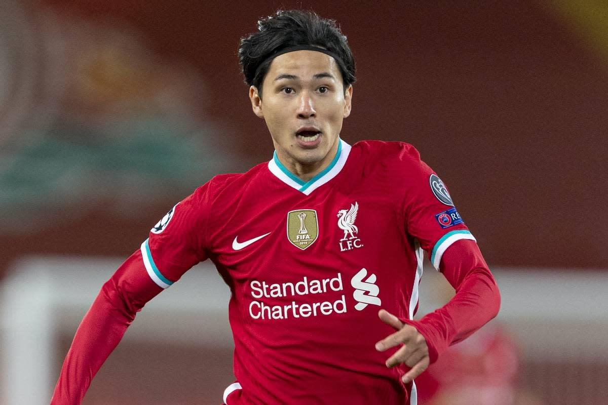 Takumi Minamino could potentially move permanently to Southampton.