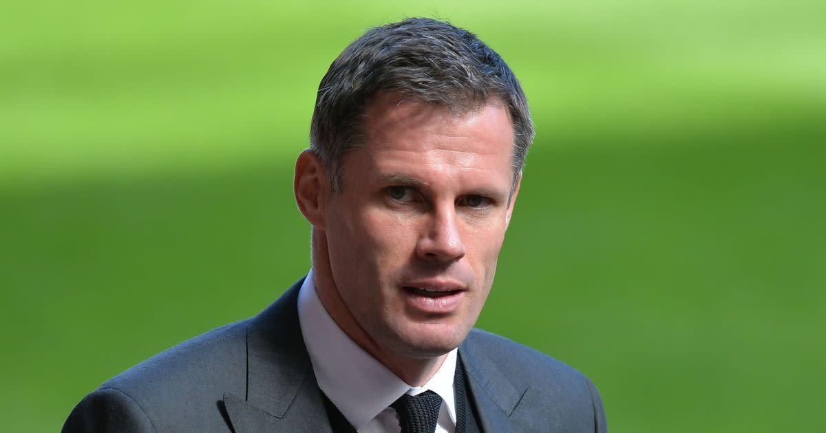 Jamie Carragher was full of praise for Jordan Henderson