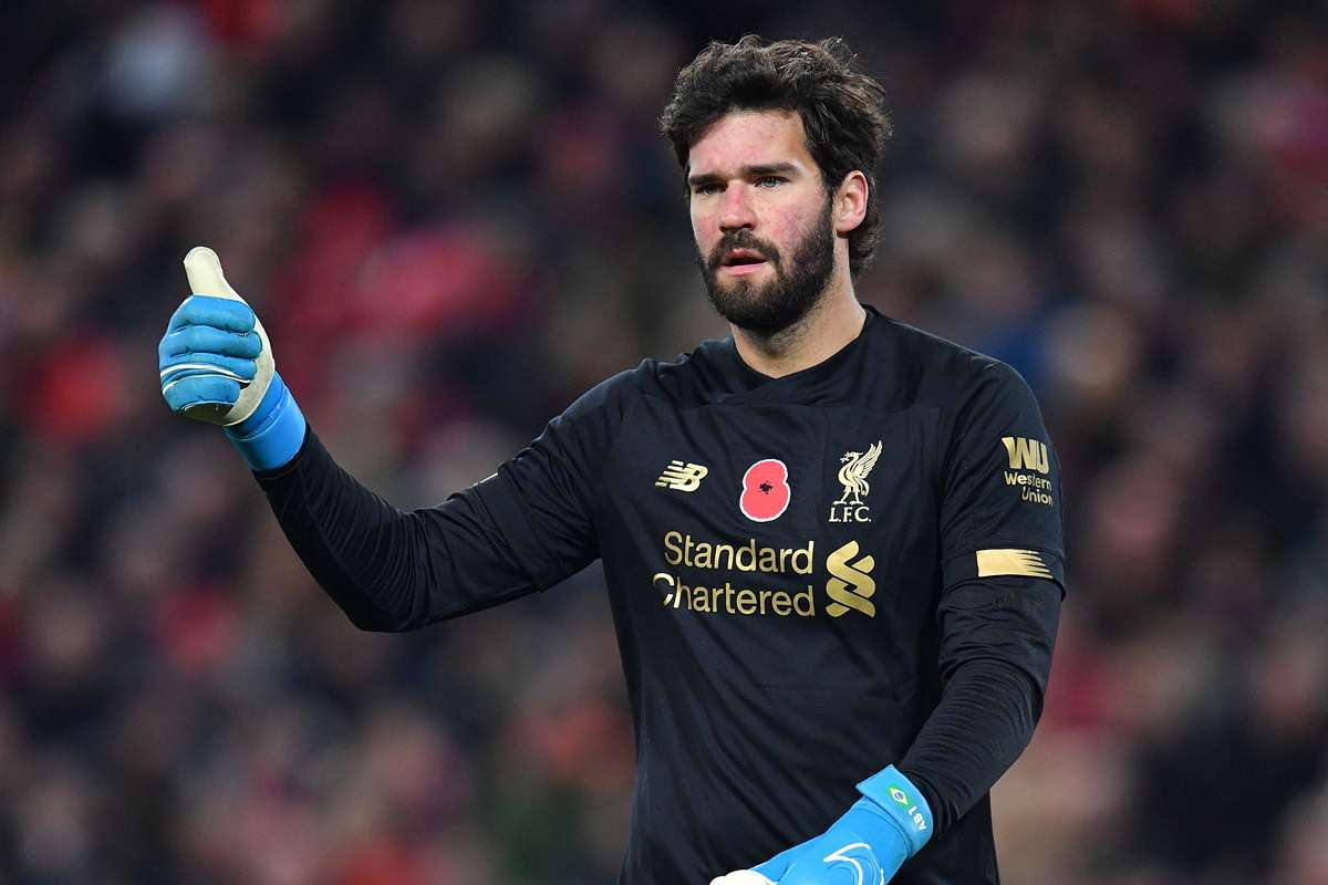 Alisson Becker has been a revelation for Liverpool since joining from Roma.