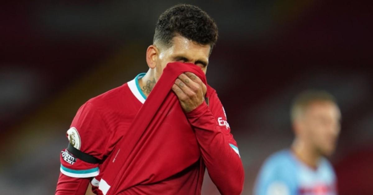 Roberto Firmino has struggled to score this season for Liverpool.