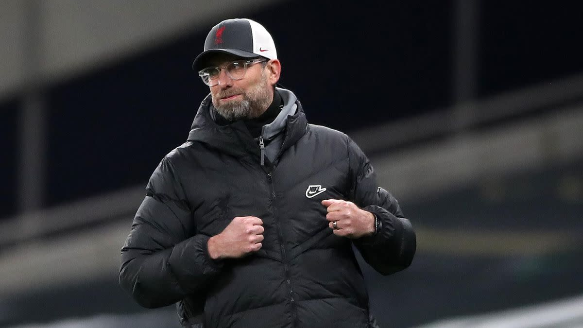 Jurgen Klopp was left frustrated after Chelsea signed Liverpool target Timo Werner.