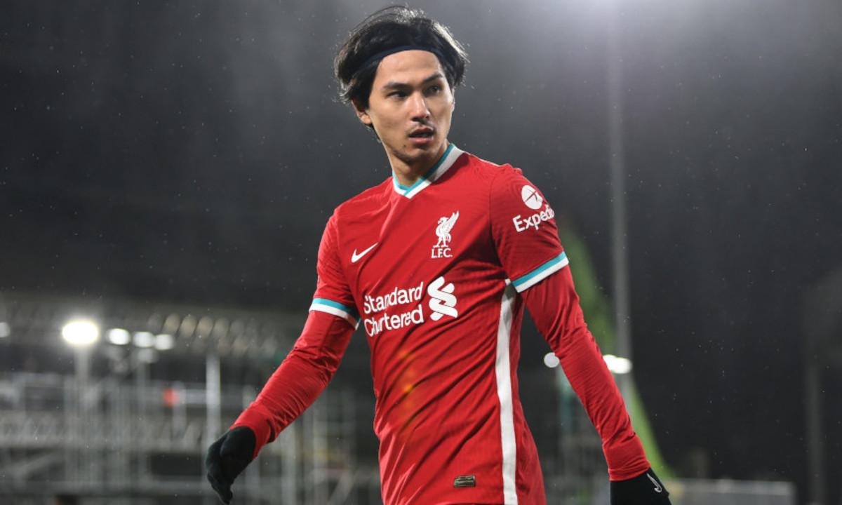 Takumi Minamino could see plenty of minutes for Southampton before the season ends.