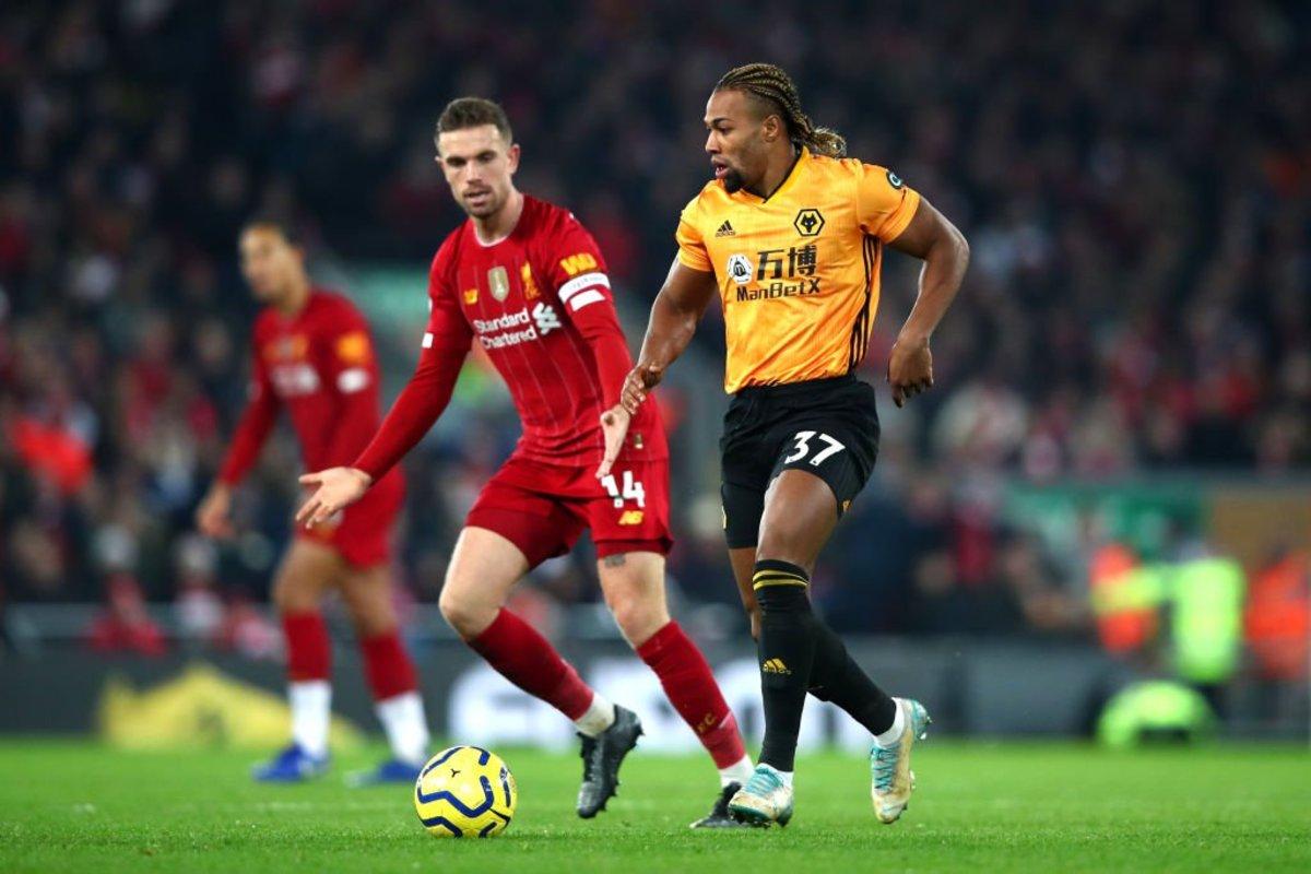 Traore Liverpool