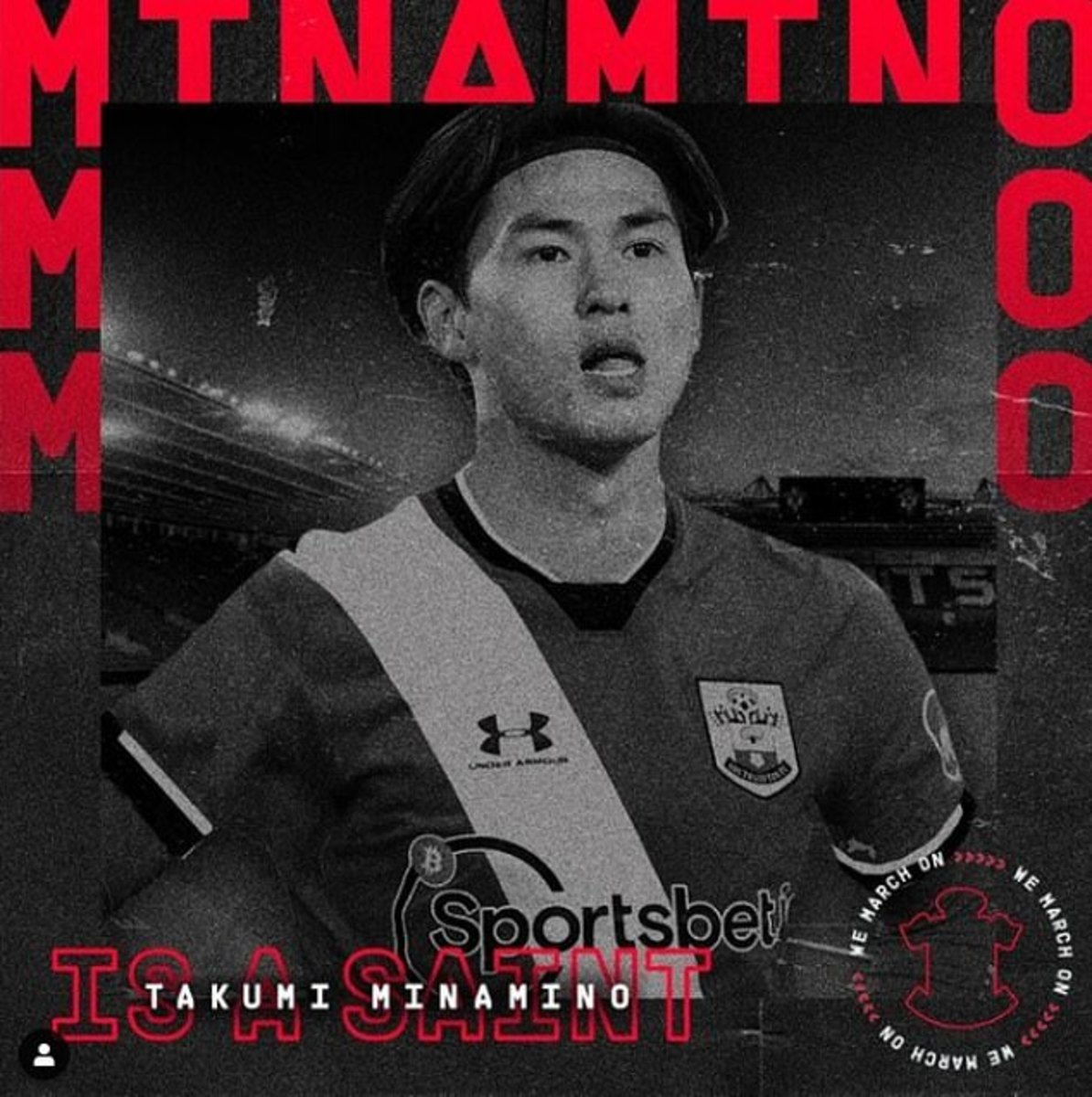 Southampton FC's Takumi Minamino loan announcement