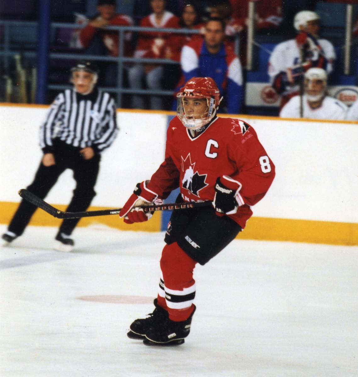 Hockey Canada Images.