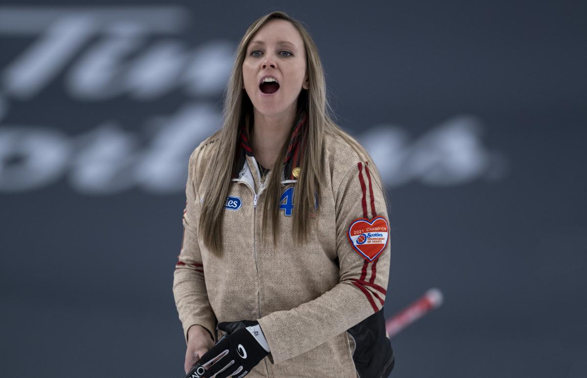 Rachel Homan • Andrew Klaver-Curling Canada