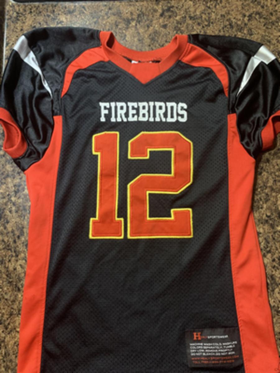 Firebirds J Brown