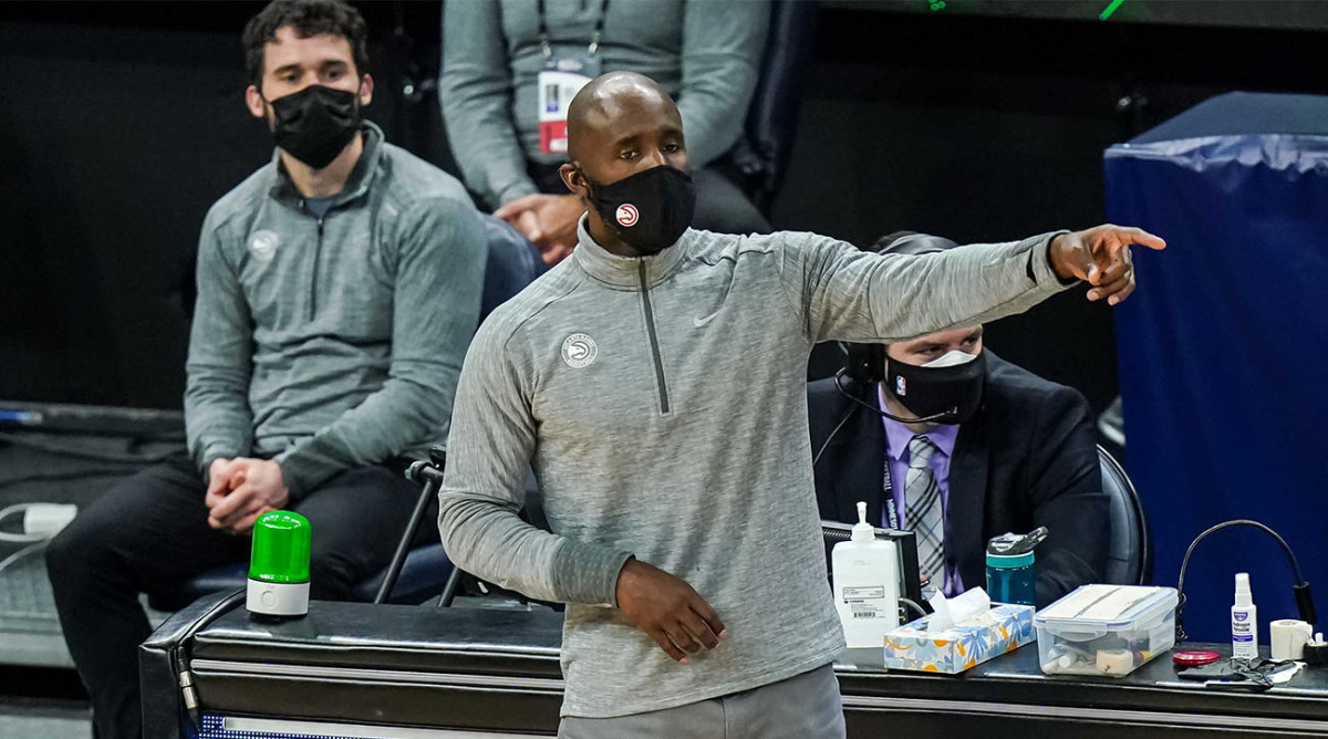 Hawks Fire Head Coach Lloyd Pierce After 14-20 Start