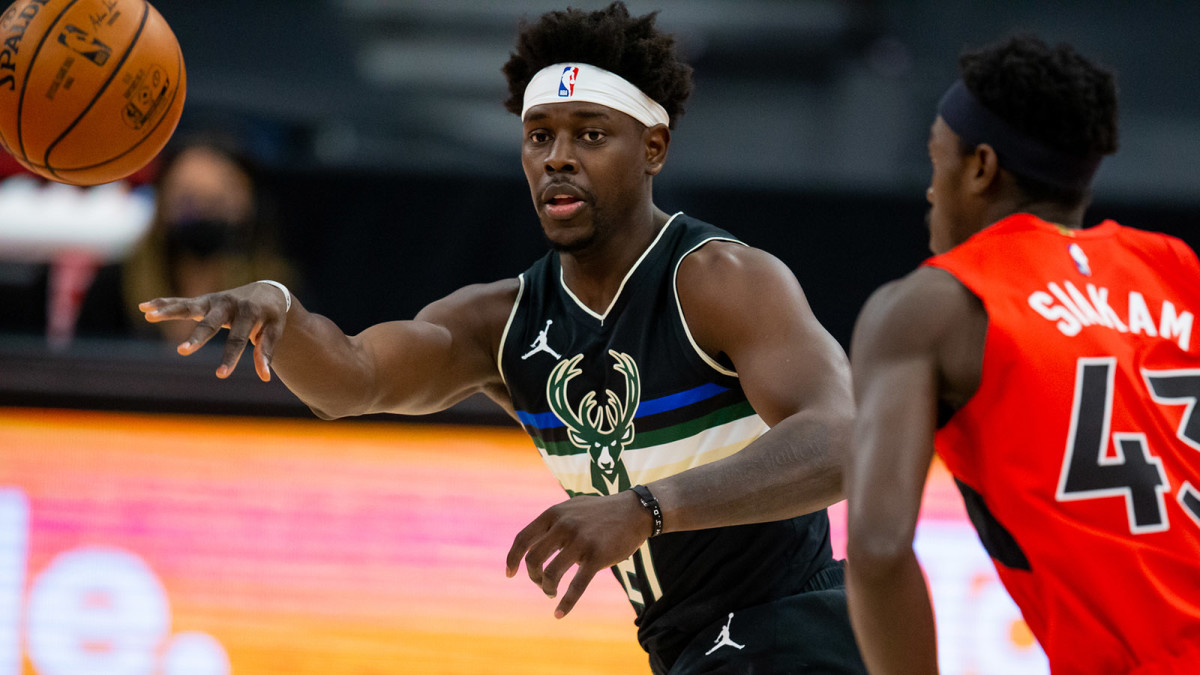 Bucks Have Found Their Missing Link in Jrue Holiday