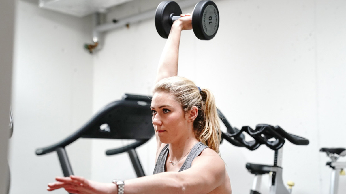 Mikaela Shiffrin is looking for more balance in her life as she preps for the 2022 Winter Games.
