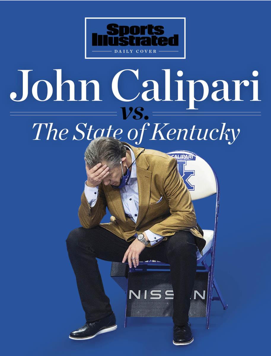 Daily Cover: John Calipari vs. The State of Kentucky