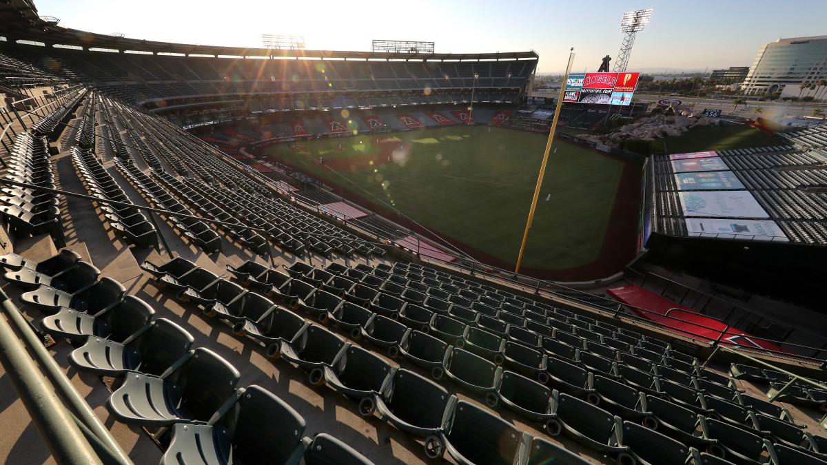 angels stadium.