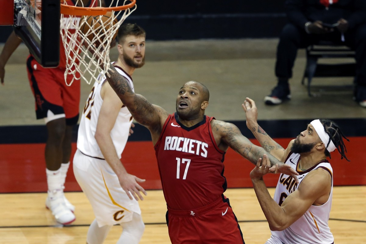 NBA Rumors: Executives Expect Sixers to Land Rockets' PJ Tucker -  SportsBeezer
