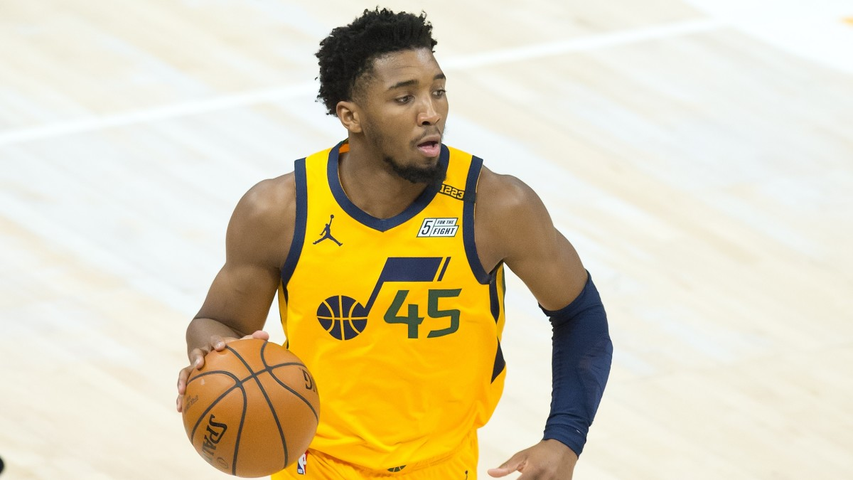 Donovan Mitchell Dismisses LeBron James's Comments on Jazz: 'I Really Don't Care' - Sports Illustrated