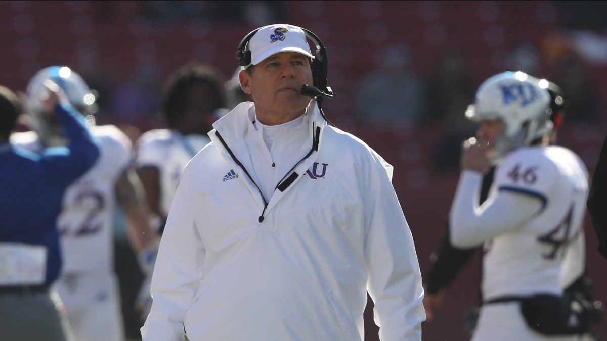 Les Miles, Kansas part ways after sexual misconduct report
