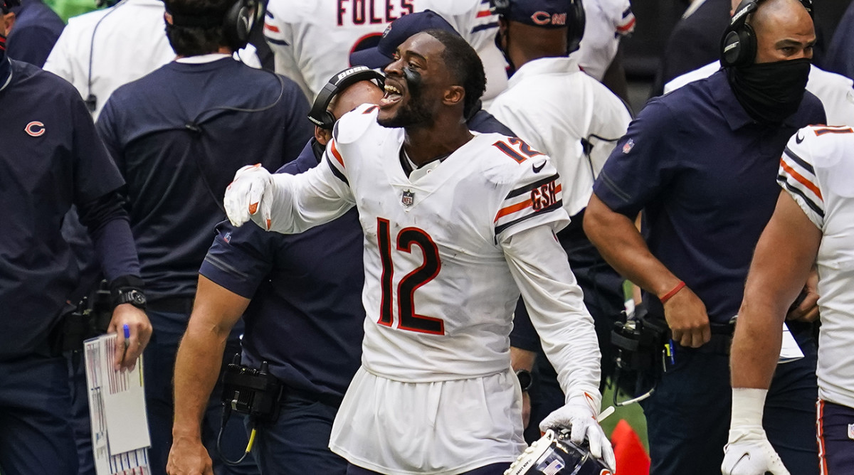 Allen Robinson with the Bears.