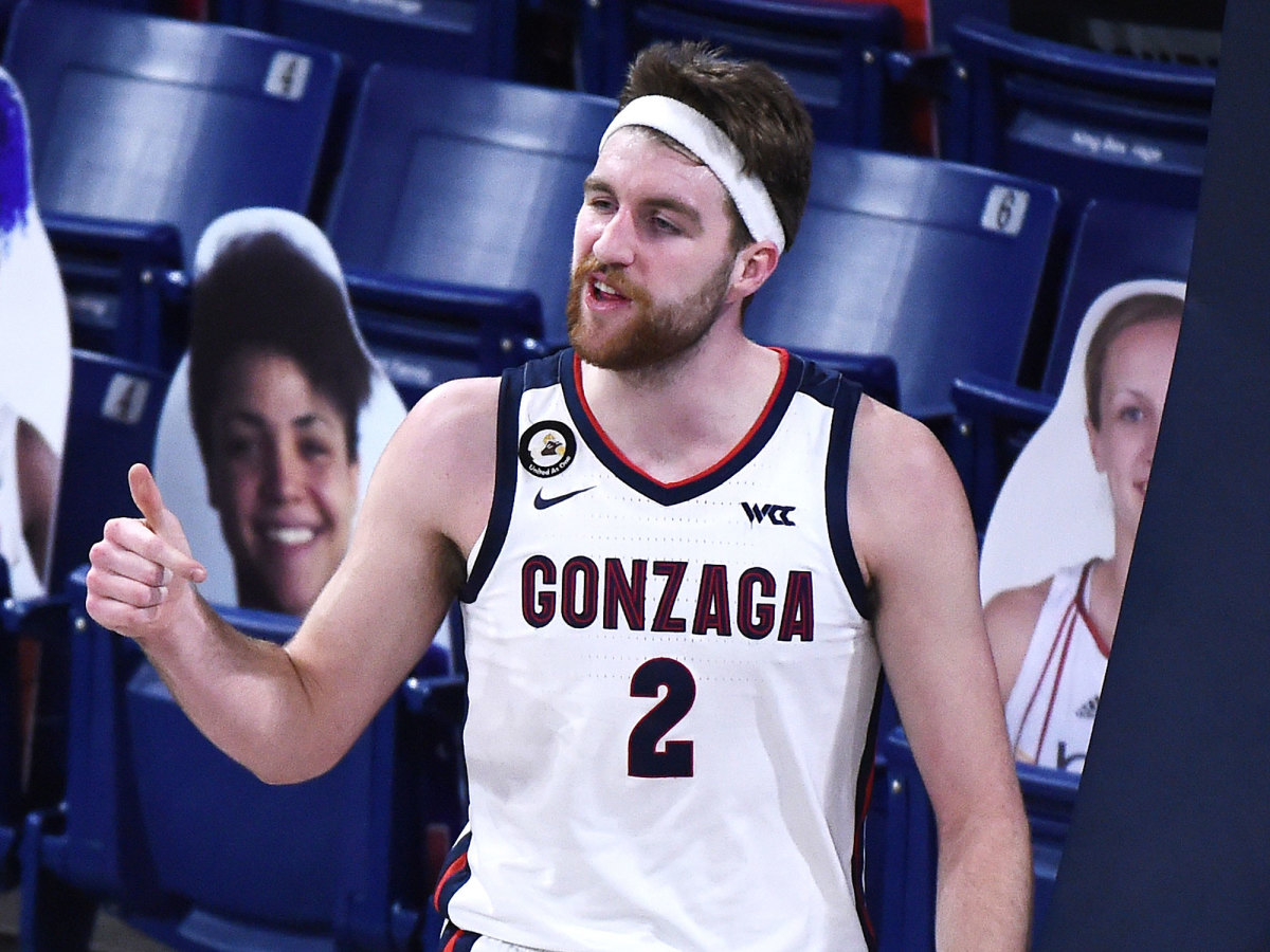 Gonzaga's Drew Timme