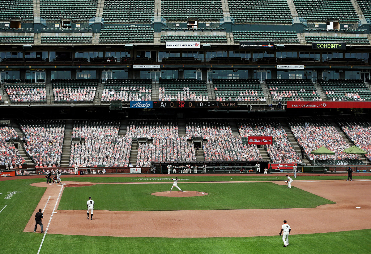 As empty stadiums became the norm, the last 12 months proved, among many other things, that nothing can replicate the experience of live sports.
